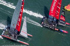 America's Cup: questa sera su Sailing & Travel TV la diretta in live streaming di race 6 delle finali di Louis Vuitton