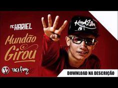MC Hariel - Mundão Girou (Áudio Oficial - DJ Jorgin) TOCAFUNKSp