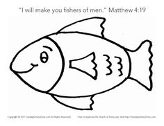 Fishers Of Men Coloring Page Lovely Fishers Of Men Bible Story Coloring Page for Kids Matthew 4 19 Toddler Bible Crafts, Bible Activities For Kids, Bible Stories For Kids, Sunday School Activities, Kids Bible, Church Activities, Childcare Activities, Bible Games, Children's Bible