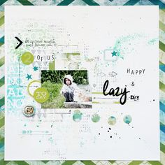 LO by AgnieszkaD / Carpe Diem paper collection by P13