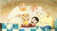 Hayao Miyazaki, Studio Ghibli, The Secret Of Kells, Tom Moore, Song Of The Sea, Disney Songs, One Pic, Book Art, Fairy Tales