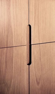 finger pull cabinet dimension - Google Search