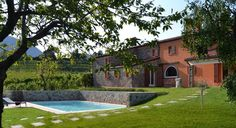 Rustico con piscina | ampliamento e piscina rustico colli Padova