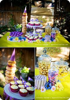 Tangled Party
