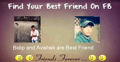 Check my results of Find Your Best Friend Facebook Fun App by clicking Visit Site button