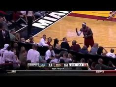 LeBron James Plays Game Of Catch - #nba #basketball