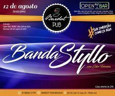 #VEJA Bardot Pub: Banda Styllo com Éder Ferreira #agenda @paroutudo via ParouTudo http://ift.tt/2bdGV8l #Raynniere #Makepeace