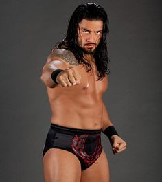 Roman Reigns in NXT: Fotos