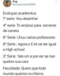 To no 9 e querendo matar td mundo Haha Funny, Funny Memes, Lol, Little Memes, Science Humor, Study, Feelings, Quotes, Funny Phrases