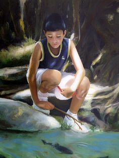 retrato al óleo Santos Diez en www.totart.cat