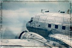 Title  Waiting For Take Off   Artist  Steven Bateson   Medium  Photograph - Photography