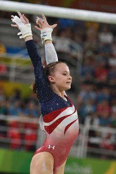 2016 Rio Olympic Games Women's Team Final-- Maddie Kocian