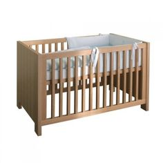 Kaiko Cot-Bed in Oak