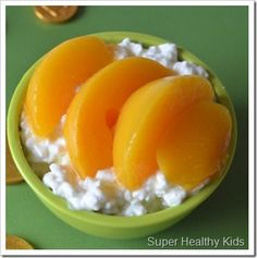 Bedtime Snacks 10 quick and healthy ideas - I realize these are for kids. But they look like great ideas to me.