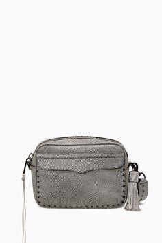 a5e7f2f85e3 REBECCA MINKOFF Bryn Camera Bag.  rebeccaminkoff  bags  shoulder bags    Leather Tassel