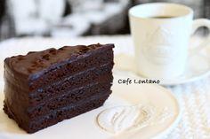 Bol Çikolatalı pasta 2
