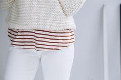 Blanc polaire - Zoé Macaron - blog mode - beauté - lifestyle - Lyon - Blog mode