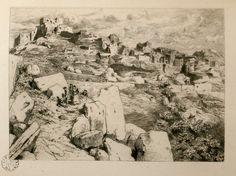 """https://flic.kr/p/qC1aMf   Eau-forte d'Eugène Burnand   pour """"Mireille"""" de Frédéric Mistral. Paris, Hachette, 1884. Res. F. 1063"""