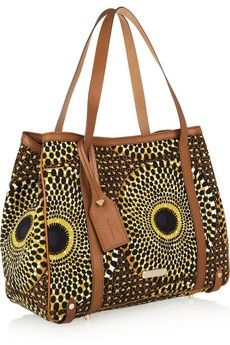 Bag it Up! With Stylish African Themed Totes