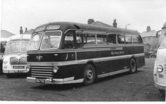 Leyland/Duple Roadmaster - Wye Valley Motors