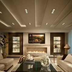 Modern Living Room Designs 21 Most Wanted Contemporary Living Room Ideas Elegant Living Room, Living Room Modern, Living Room Interior, Living Room Designs, Cozy Living, Small Living, Living Area, Fancy Living Rooms, Bedroom Interiors