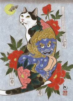 Kazuaki Horitomo Kitamura - Monmon Cats – 73 photos   VK