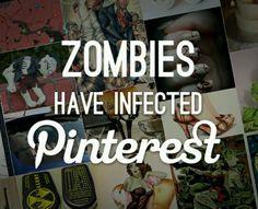 Yep, more Zombie stuff than recipies these days