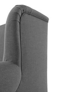 Max Winzer Mareille Big-Sessel inkl. 2x Zierkissen 55x55cm + 40x40cm - Farbe: anthrazit - Maße: 103 cm x 149 cm x 103 cm; 2902-754-1645214-F09 Max Winzer, Massage Chair, Shopping, Home Decor, Online Shopping, Armchair, Household, Colour, Decoration Home