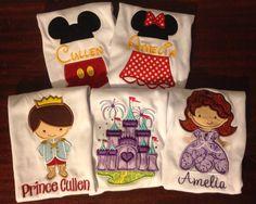 Items similar to Disney Inspired Appliqué Shirt on Etsy Walt Disney Vacations, Disneyland Trip, Disney Cruise, Disney Trips, Mickey Mouse Shirts, Disney Shirts, Minnie Mouse, Disney World Planning, Disney World Trip