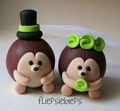 Wedding Hedgies | Flickr - Photo Sharing!