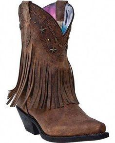 cbc234ca11c Dingo Women's Fringe Western Fashion Boots | Boot Barn #weddingboots