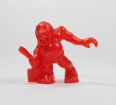 Monster In My Pocket - Series 1 - 37 Ghoul - Red