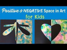 Positive & Negative Space in Art for Kids - YouTube