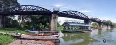 Kanchanaburi – Brücke am Kwai – Death Railway Wahrscheinlich ist die Brücke am Kwai einer der bekanntesten Brücken in der Welt, aber mit Sicherheit nicht die Spektakulärste. Kanchanaburi ist eine nette Kleinstadt, in der man ein drei oder vier Tage verbringen kann. Wer ein Guesthouse am River Kwai bezieht, der hat eine schöne Aussicht … https://www.overlandtour.de/kanchanaburi-bruecke-kwai-death-railway/  #DeathRailway #DieBrückeamKwai #Kanchanaburi