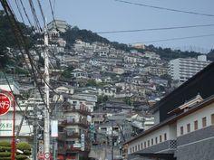 Nagasaki town/Nagasaki