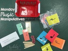 FREE - meter and rhythm manipulatives for the elementary music classroom. Perfect for music lessons, rhythm reading, practicing different meters, where to place the bar lines and more. Kodaly Inspired Classroom