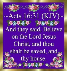 Scripture pictures this one is from Acts Prayer Verses, Scripture Verses, Bible Verses Quotes, Bible Scriptures, Faith Quotes, Scripture Pictures, God Jesus, Jesus Christ, Savior