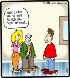 funny cartoons about relationships