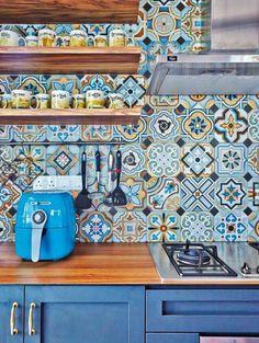 Ceramics Tiles in Interior | Керамическая плитка в интерьере