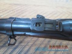 ARISAKA TYPE 30 EARLY JAP MILITARY RIFLE WITH HOOK SAFETY.  Guns > Rifles > Antique (Pre-1899) Rifles - Ctg. Misc.