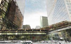 Unify L.A.: A Radical Urban Intervention Proposal / Mikey Nitro