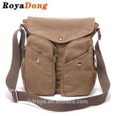 Mens Canvas Shoulder Messenger Bag 15.6 Inch Men/'s Satchel Shoulder Cross Body Bags with Soft Canvas for Work Grey School Traveling and Daily Use GENESS/® Messenger Bag