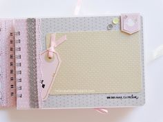 Mini Scrapbook Albums, Baby Scrapbook, Mini Albums, Baby Album, All Paper, Stamping Up, Paper Design, Craft Fairs, Gift Tags