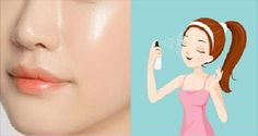 We all wish to have glowing spotless skin complexion it means no acne/pimple, scars on our face with a radiant glowing skin tone. Believe me girls you can actually [. Pimples, Pimple Scars, Face Spray, Beauty Care, Beauty Hacks, Beauty 101, Clean Face, Facial Care, Tips Belleza