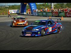 Офигенные Гонки Чемпионат по Дрифту 2014 Drift Racing Championship 2014