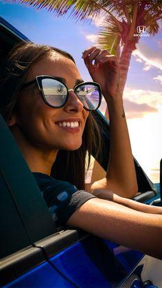 Mirrored Sunglasses, Sunglasses Women, Honda Civic Sedan, New Honda, Nihon, Summer Fun, Automobile, Japan, Lifestyle