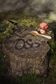 Greetings from the forest! by Mr. Oso, via Behance