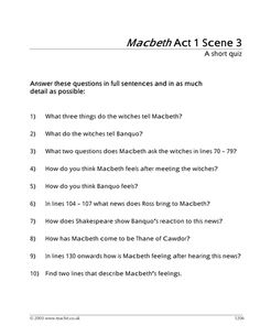 Best Secondary Macbeth Images  Learning Resources Teaching  Macbeth Act  Scene  Witches And Supernatural Business Plan Writers Dallas also Essay Thesis Example  Business Plan Writers Nz