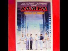 Grupo Sampa Álbum - Pagode da Família (1990) LP Completo=