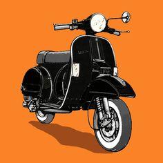 The Black Orange PX